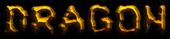 Font A Ticket Dragon Logo Preview