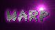 Font A Ticket Warp Logo Preview