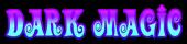 Dark Magic Logo Style