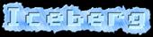 Font Adore64 Iceberg Logo Preview