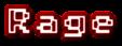 Font Adore64 Rage Logo Preview