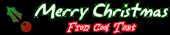 Font Akbar Christmas Symbol Logo Preview