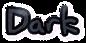 Font Akbar Dark Logo Preview