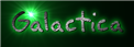 Font Akbar Galactica Logo Preview