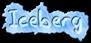 Font Akbar Iceberg Logo Preview