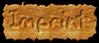 Font Akbar Imprint Logo Preview