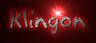 Font Akbar Klingon Logo Preview