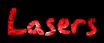 Font Akbar Lasers Logo Preview