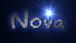 Font Akbar Nova Logo Preview