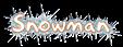 Font Akbar Snowman Logo Preview