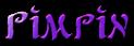 Font Alfred Drake Pimpin Logo Preview
