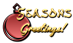 Font Alfred Drake Seasons Greetings Logo Preview