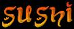 Font Alfred Drake Sushi Logo Preview