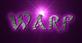 Font Alfred Drake Warp Logo Preview