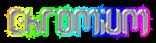 Font Amina Chromium Logo Preview
