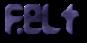 Font Amina Felt Logo Preview
