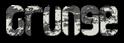 Font Amina Grunge Logo Preview
