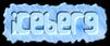 Font Amina Iceberg Logo Preview