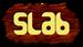 Font Amina Slab Logo Preview