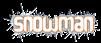 Font Amina Snowman Logo Preview