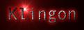Font Andale Mono Klingon Logo Preview