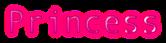 Font Andale Mono Princess Logo Preview