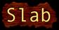 Font Andale Mono Slab Logo Preview