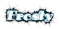 Font Antsy Pants Frosty Logo Preview
