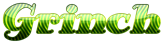 Font Antsy Pants Grinch Logo Preview