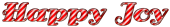 Font Antsy Pants Happy Joy Logo Preview