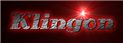 Font Antsy Pants Klingon Logo Preview