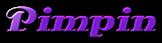 Font Antsy Pants Pimpin Logo Preview
