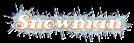 Font Antsy Pants Snowman Logo Preview