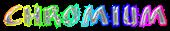 Font AnuDaw Chromium Logo Preview