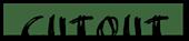 Font AnuDaw Cutout Logo Preview