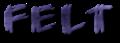 Font AnuDaw Felt Logo Preview