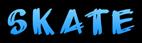 Font AnuDaw Skate Logo Preview