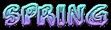 Font AnuDaw Spring Logo Preview