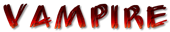 Font AnuDaw Vampire Logo Preview