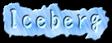 Font 青柳衡山 Aoyagi Kouzan Iceberg Logo Preview