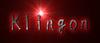 Font 青柳衡山 Aoyagi Kouzan Klingon Logo Preview