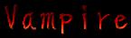 Font 青柳衡山 Aoyagi Kouzan Vampire Logo Preview