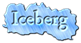 Font Arabic Typesetting Iceberg Logo Preview