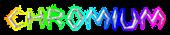Font Argosy Chromium Logo Preview