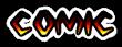 Font Argosy Comic Logo Preview