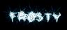 Font Argosy Frosty Logo Preview