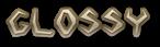 Font Argosy Glossy Logo Preview