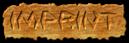 Font Argosy Imprint Logo Preview