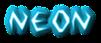 Font Argosy Neon Logo Preview
