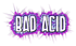 Font Armor Piercing Bad Acid Logo Preview